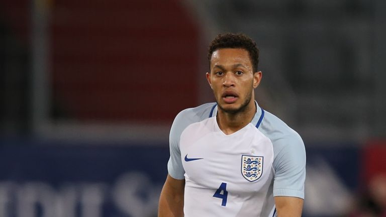 Chelsea's Lewis Baker scored the winning goal for England in their Toulon Tournament win over Portugal