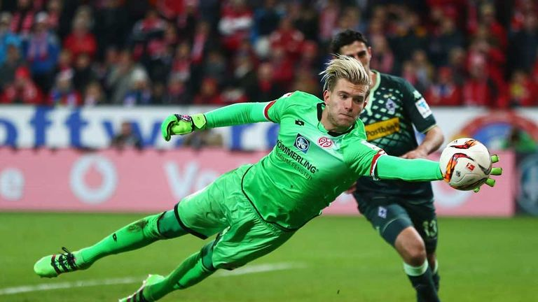 Karius has been with Mainz since 2011 when he left Manchester City