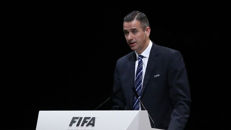 FIFA found Markus Kattner guilty of conflicts of interests and abuse of position