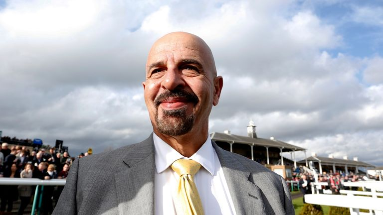 Marwan Koukash would love to win the Chester Cup at his favourite racecourse