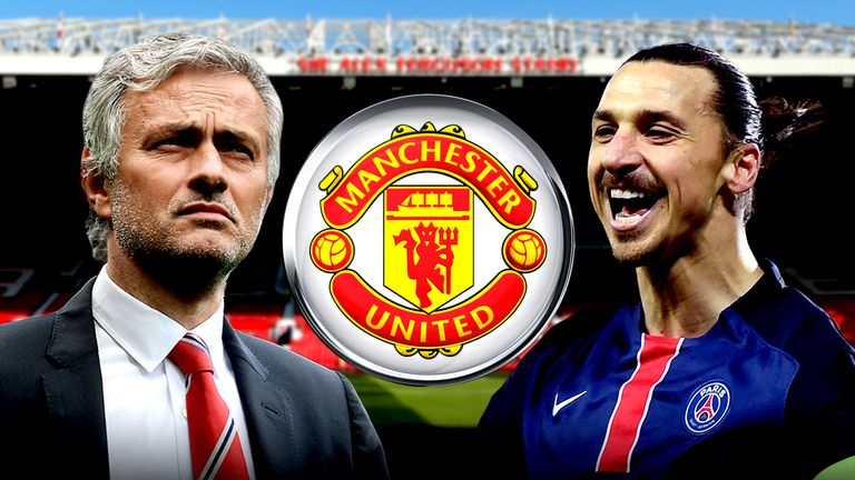 Can Jose Mourinho rely on an ageing Zlatan Ibrahimovic to score the goals at Manchester United?