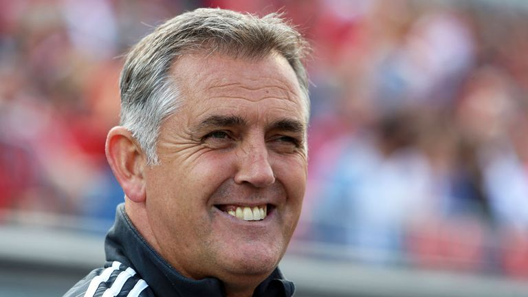 Coyle's Houston Dynamo finished 15th in the overall 20-team MLS table in the 2015 season