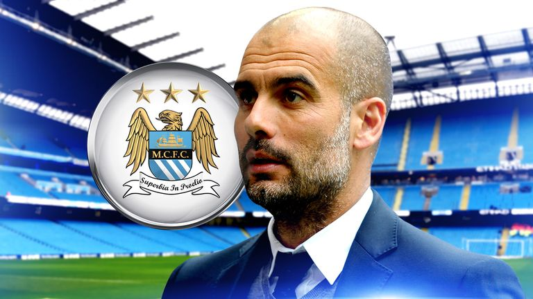 Pep Guardiola's Manchester City will be quick into European action