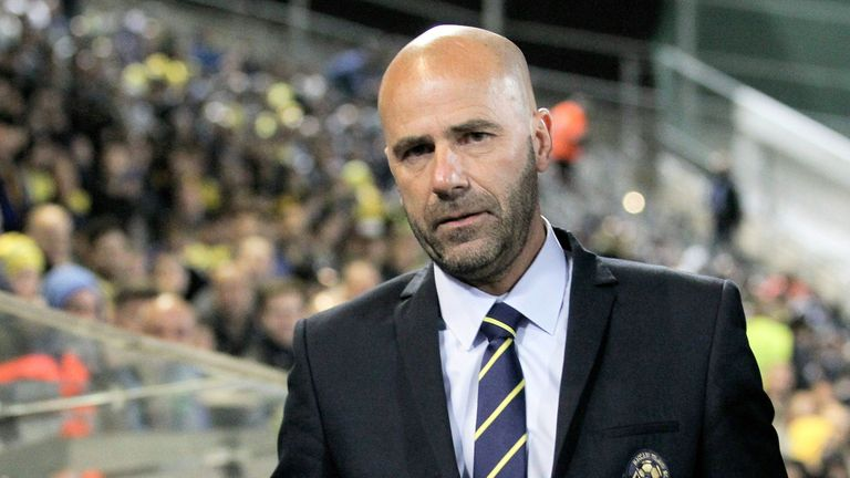 Peter Bosz joins Ajax from Maccabi Tel Aviv