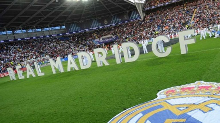 Real Madrid will wear black armbands against Deportivo on Saturday