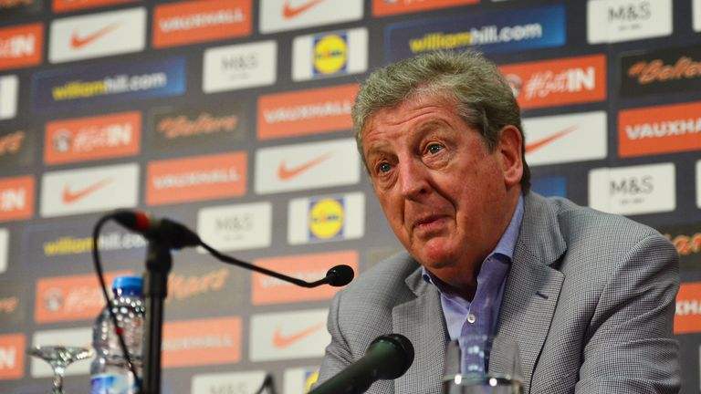 England boss Roy Hodgson presided over a perfect qualifying campaign