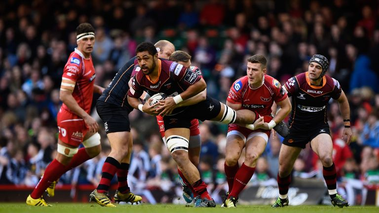 The ever present Taulupe Faletau will prove vital to Wales' chances against England