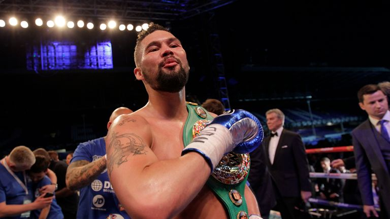 WBC world champion Tony Bellew will be on commentary.