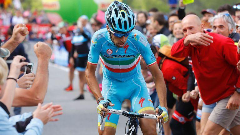 Vincenzo Nibali won the Giro d'Italia after a stunning late fightback