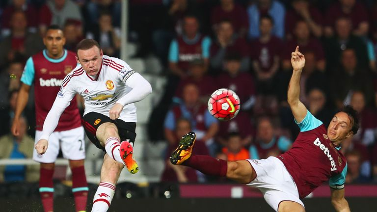 Wayne Rooney wants to play as a holding midfielder for England at Euro 2016