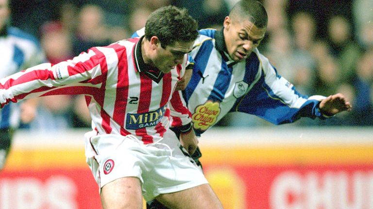Bruno Ribeiro (left) has played for Sheffield United and Leeds