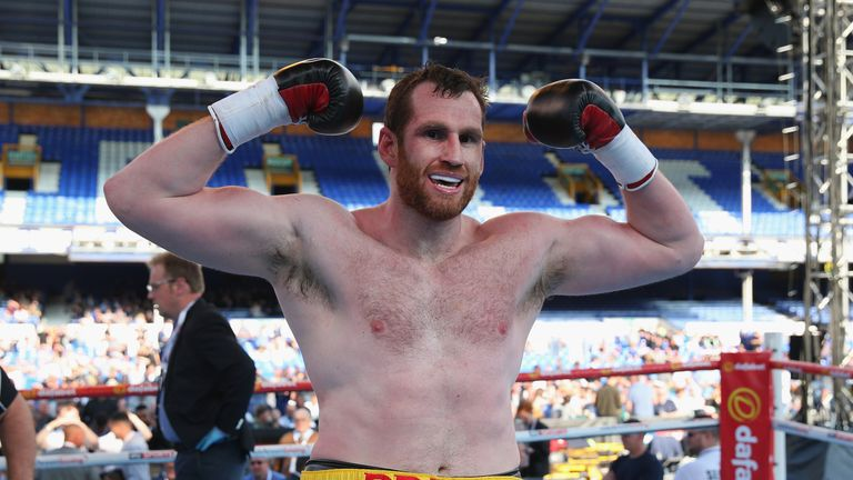 David Price has been named as a potential opponent for Joseph Parker