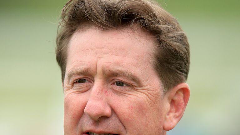 Trainer David Simcock: Targeting York feature