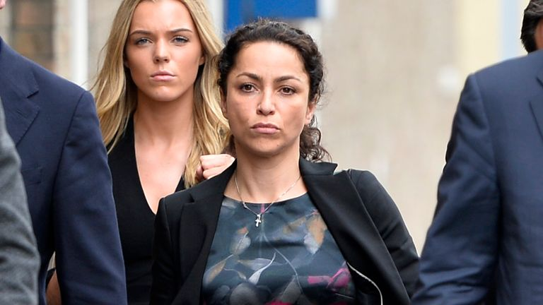 Carneiro has admitted her relief that a settlement has be reached