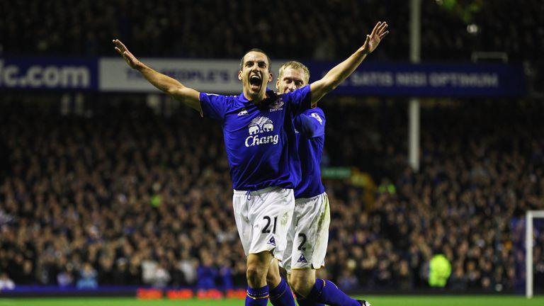 Everton veterans Leon Osman and Tony Hibbert have left the club