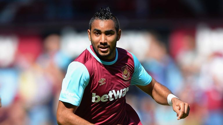 Dimitri Payet was a huge influence for West Ham last season