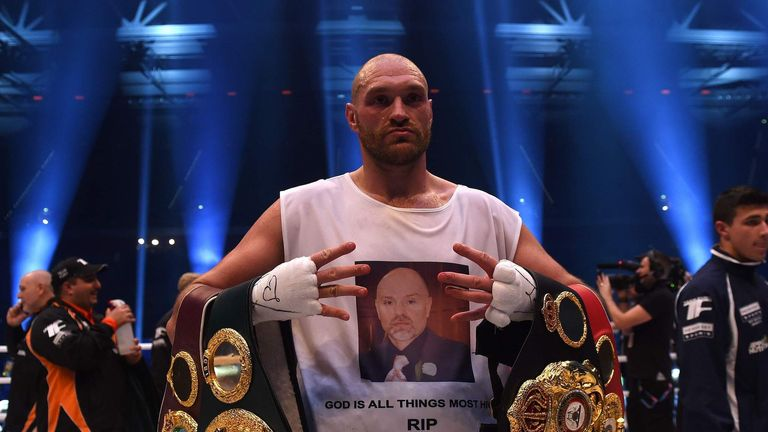 Tyson Fury failed to attend a press conference earlier this month