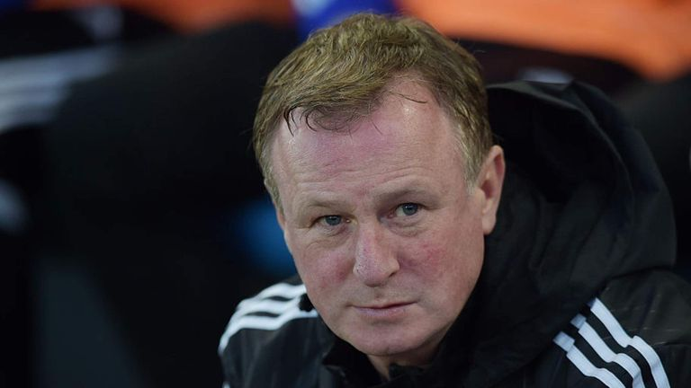 Northern Ireland manager Michael O'Neill has given his players detailed information about their opposition