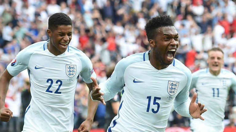 Martin Tyler hopes for the chance to commentate on England's match in Paris, if the Three Lions top their group