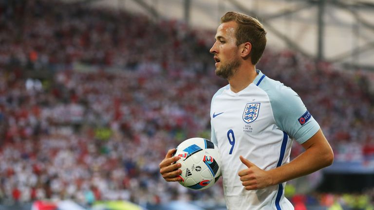Kane only took seven corners for Tottenham all season - and all were short passes