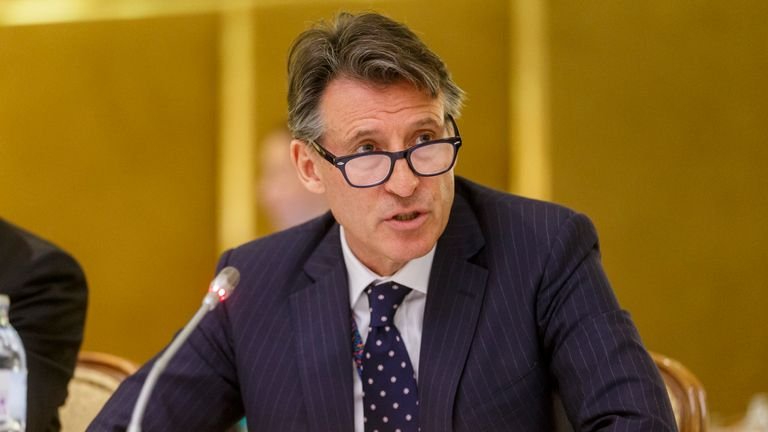 Russia made a last-ditch plea to IAAF president Sebastian Coe on Friday