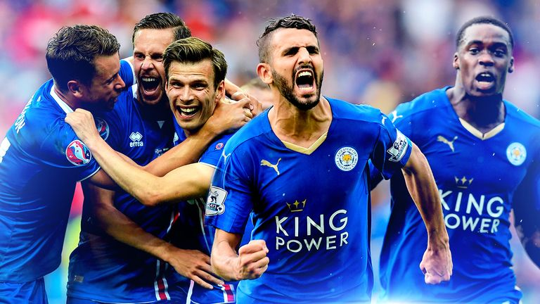 Are Iceland Euro 2016's answer to Premier League champions Leicester?