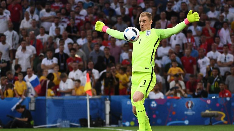 Hart pictured in action against Marseille last weekend