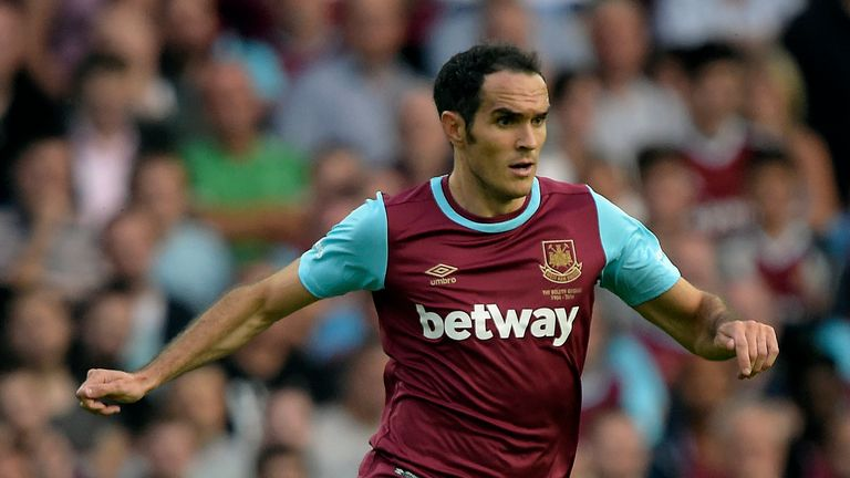 Joey O'Brien is set to to leave West Ham after five years