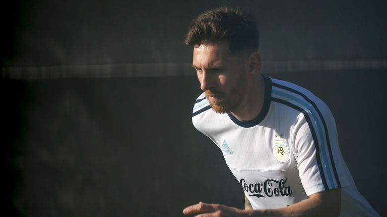 Lionel Messi will be given every chance to prove his fitness before Argentina's first match