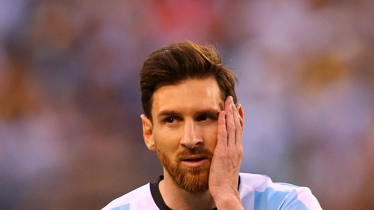 Could Lionel Messi change his mind about retiring from international football?