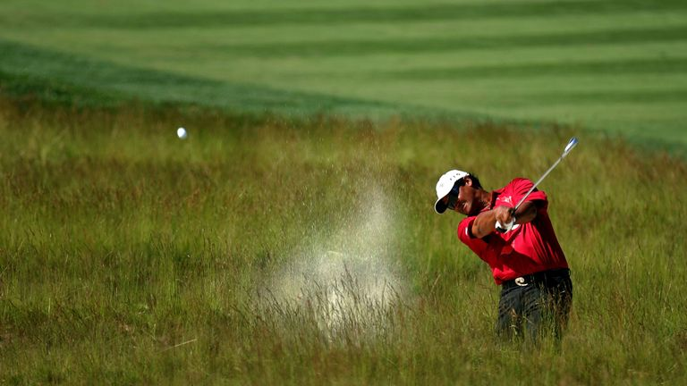 Campbell made the cut on the mark in 2007 before rounds of 75 and 79 over the weekend