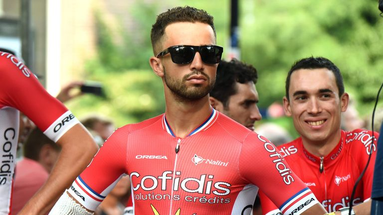 Nacer Bouhanni had been expected to challenge for sprint wins at the Tour de France
