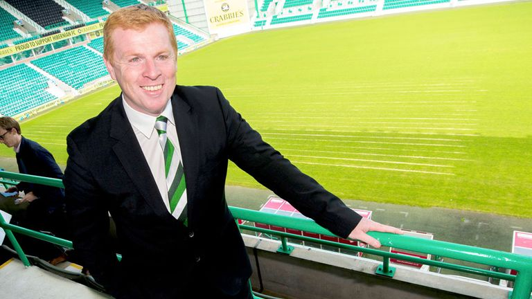 Neil Lennon is confident Marciano can step into the number one spot