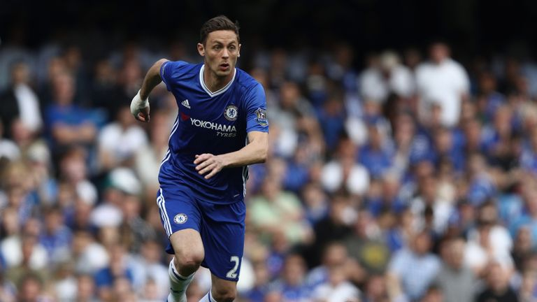 Matic returned to Chelsea in 2014 after spending a brief spell at the club earlier in his career