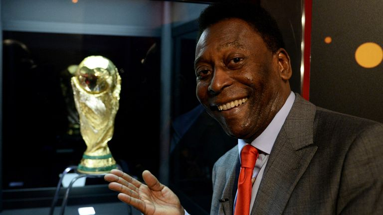 Pele has backed Neymar's decision to leave Barcelona