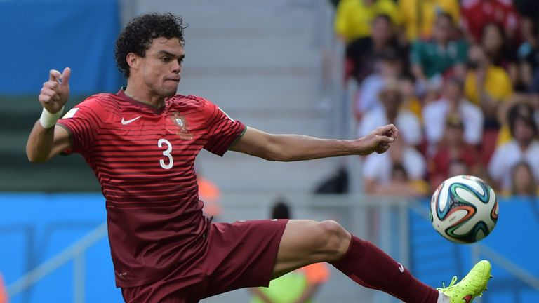 Portugal defender Pepe will be a key player at Euro 2016