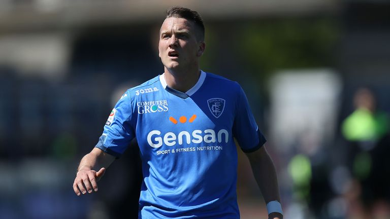 Liverpool have bid for Zielinski, who played for Empoli last season