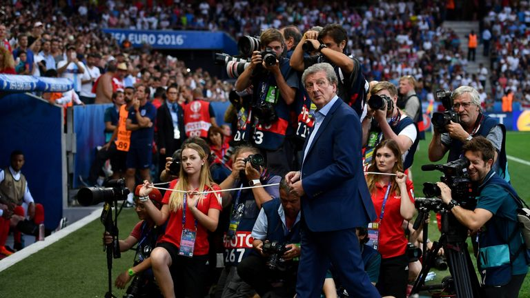 The defeat to Iceland spelt the end for Roy Hodgson as England manager