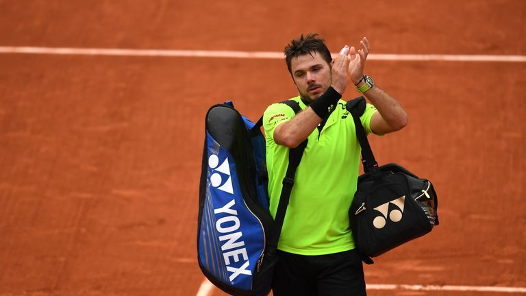 Stan Wawrinka is keen to work with new coach Richard Krajicek