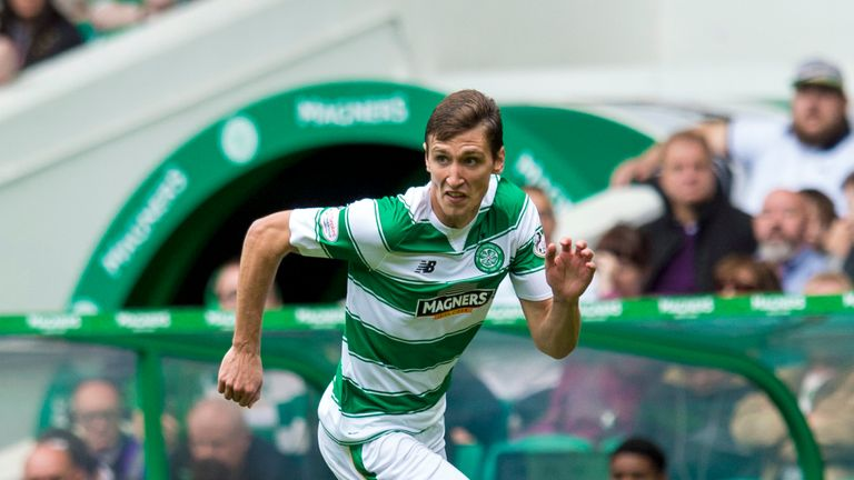 Stefan Scepovic scored six goals in 26 games at Celtic