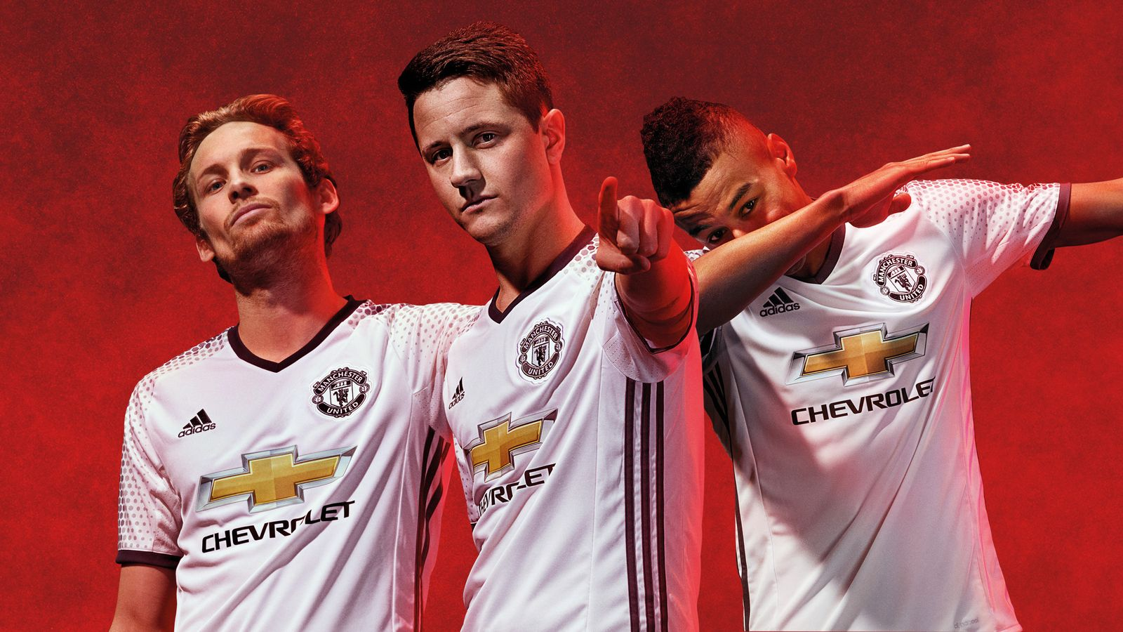 9d72a0be6 Manchester United reveal white third kit to be worn for first time against  Galatasaray