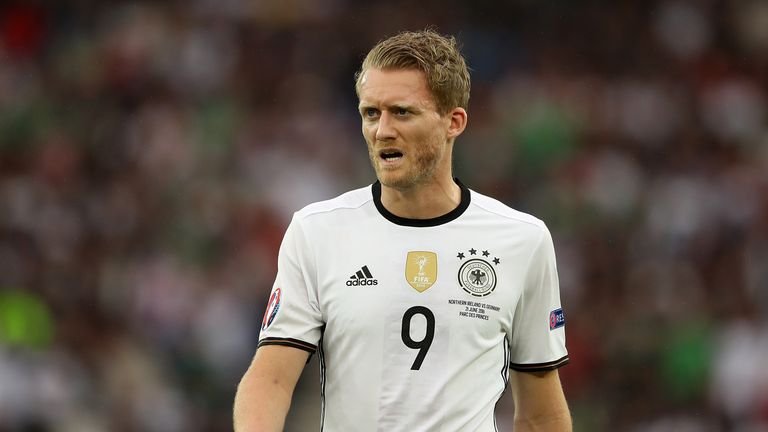 Andre Schurrle has signed five-year deal with Borussia Dortmund