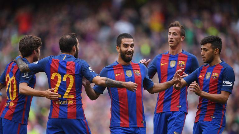 The 30-year-old scored just five La Liga goals for Barcelona
