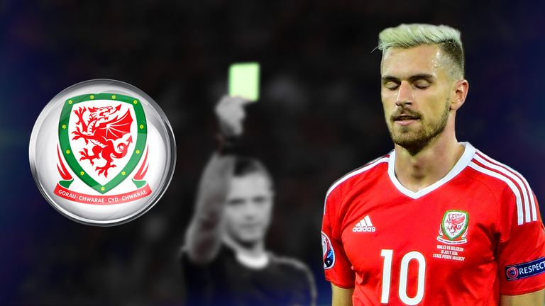 Aaron Ramsey is suspended for Wales' Euro 2016 semi-final against Portugal