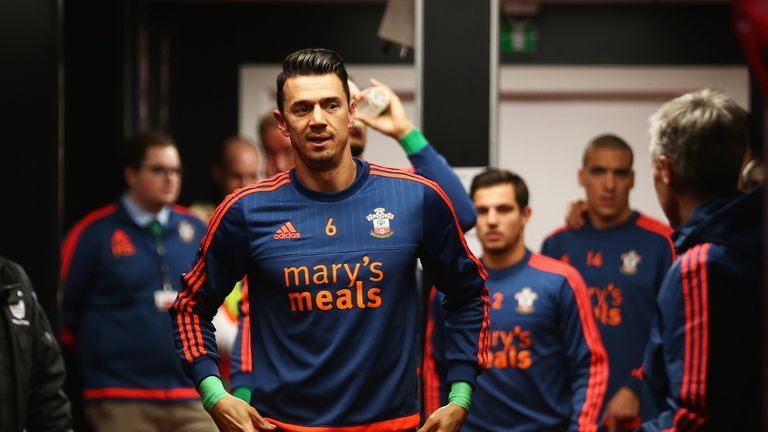 Jose Fonte starred in the European Championships for winners Portugal