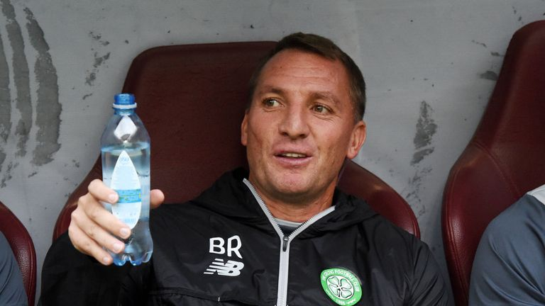 Brendan Rodgers: 'It was an outstanding result for us'
