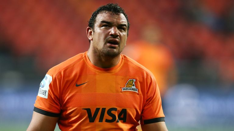 Creevy scored twice as the Jaguares dented the Bulls' play-off hopes