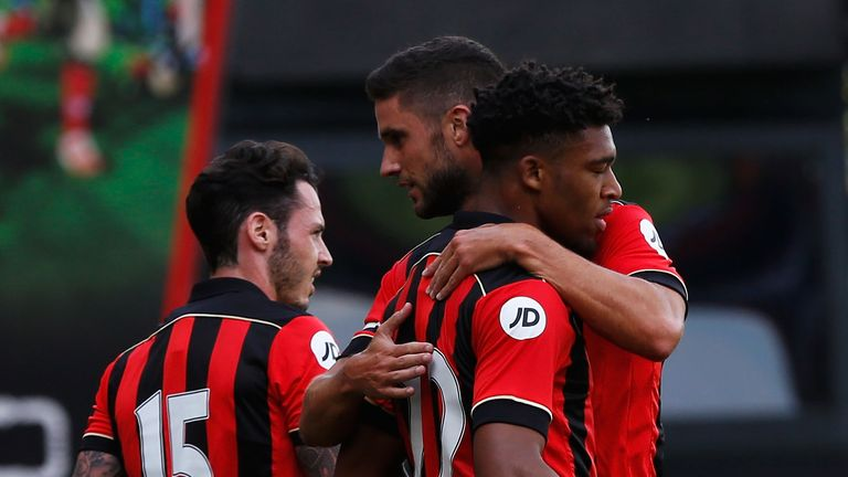 Eddie Howe's Bournemouth are the least searched Premier league side, according to Google figures