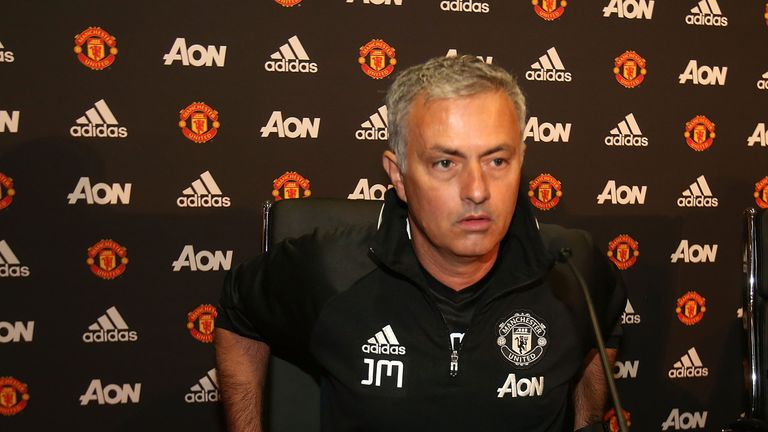 Mourinho offers up names of 49 academy graduates to media... but no takers