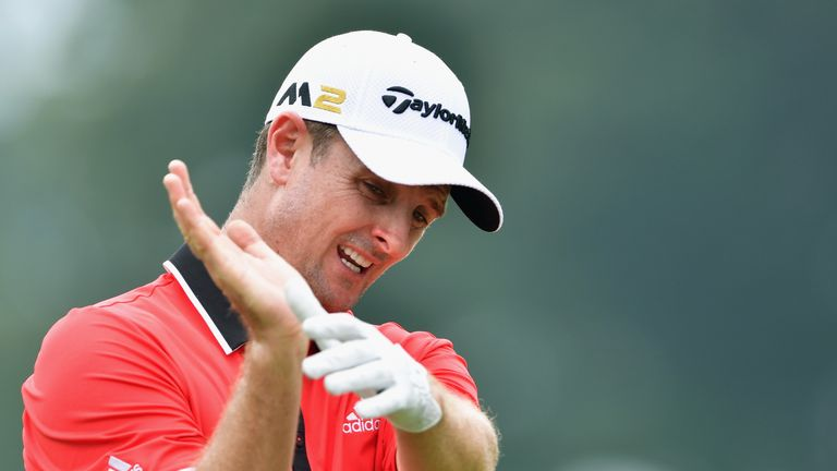Rose will miss the British Masters and the Race to Dubai Final Series